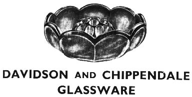 Davidson's advert for Chippendale