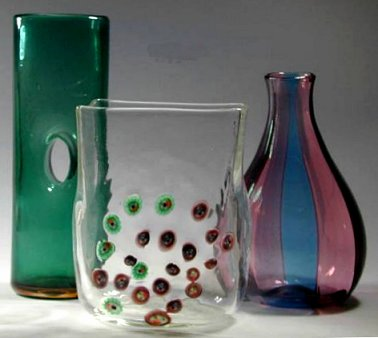 Venini glass by Bianconi