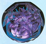 Floral Vision paperweight