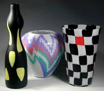 Venini glass from the 80s and 90s