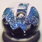 Mercury paperweight